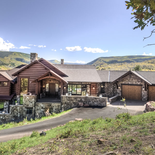 Mountain architecture david hueter for David hueter home designs
